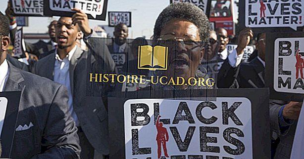 Mis on Black Lives Matter Movement?