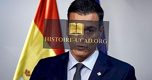 Senarai Perdana Menteri Sepanyol