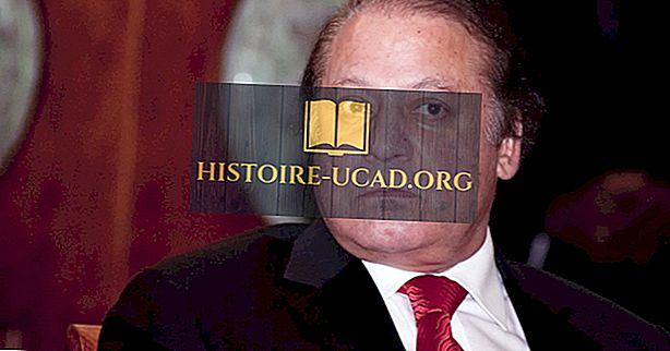 Qui était le premier premier ministre du Pakistan?