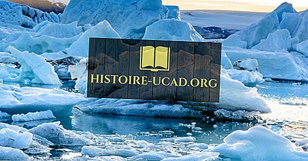 ما هو علم الجليد؟