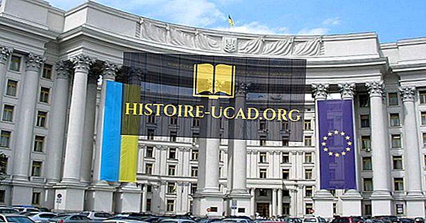 Kokios rūšies vyriausybė turi Ukrainą?