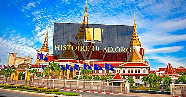 Welk type overheid heeft Cambodja?