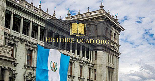 Kaj je glavno mesto Gvatemale?