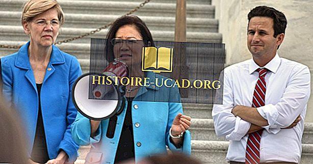 Азиатские американские сенаторы