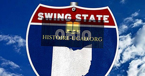 politique - Qu'est-ce qu'un État tournant dans une élection présidentielle américaine?