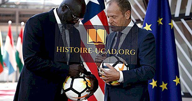 Председници Либерије кроз историју