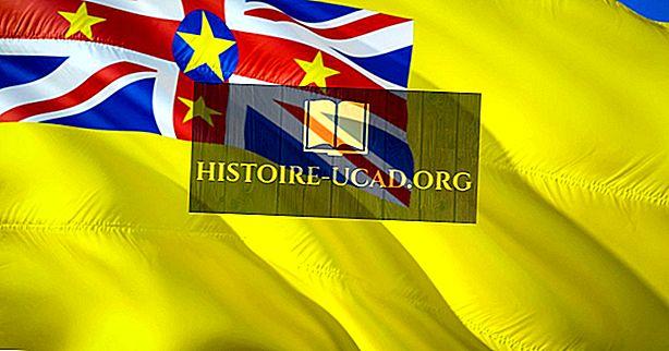 Niue caur vēsturi