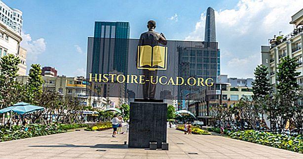 इतिहास के माध्यम से वियतनाम के राष्ट्रपति