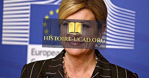 Zgodovina predsednikov Hrvaške