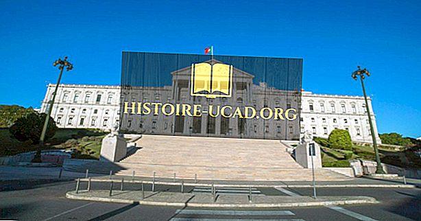 Kokios rūšies vyriausybė turi Portugaliją?