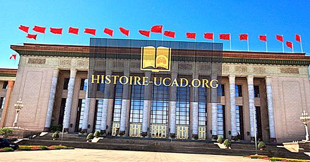 politique - Quel type de gouvernement la Chine a-t-elle?