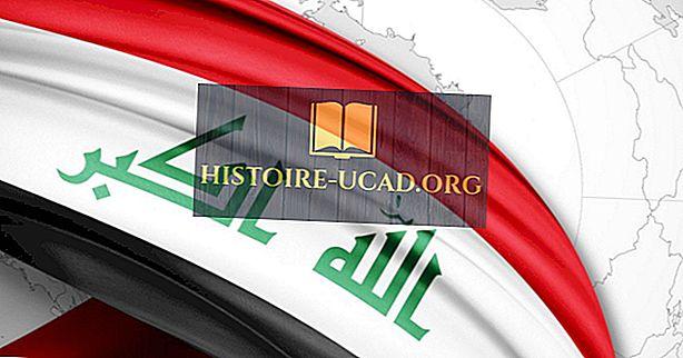 politique - Présidents de l'Irak depuis 1958
