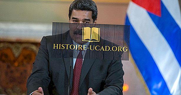 Qui est le président du Venezuela?