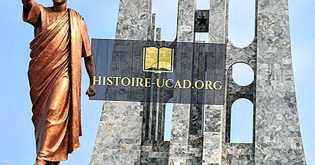 การเมือง - ประธานาธิบดีแห่งกานาตั้งแต่อิสรภาพ