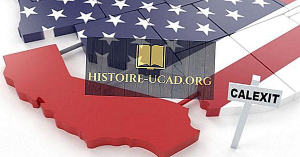 การเมือง - Calexit และการเคลื่อนไหวแบ่งแยกอื่น ๆ ในประวัติศาสตร์สหรัฐอเมริกา