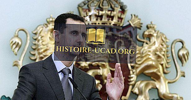 การเมือง - ประธานาธิบดีแห่งซีเรียตั้งแต่พ. ศ. 2504