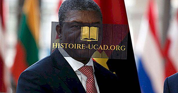 Angola presidendid Alates 1975. aastast