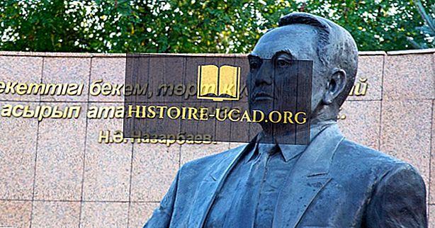 politiko - Kdo je bil prvi predsednik Kazahstana?