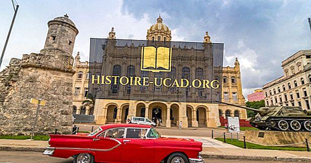 Daftar Presiden Kuba Sejak 1909