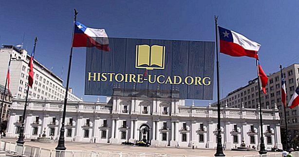Lista de los presidentes de chile
