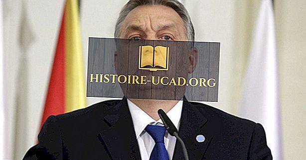 Liste des chefs d'État de Hongrie