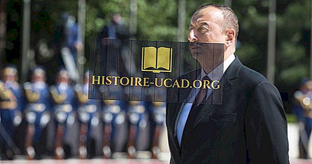 Seznam predsednikov Azerbajdžana