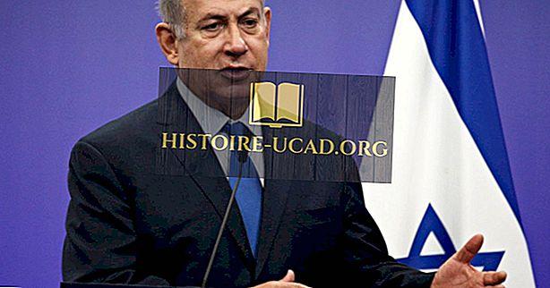 Primi ministri israeliani