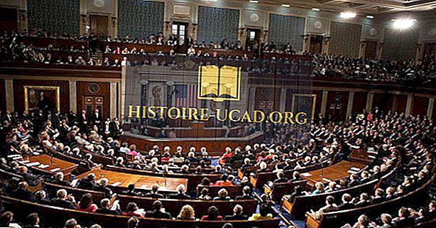 Kaj je namen kongresa Združenih držav?