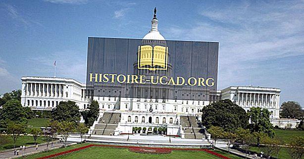 مبنى الكابيتول: مقر كونغرس الولايات المتحدة