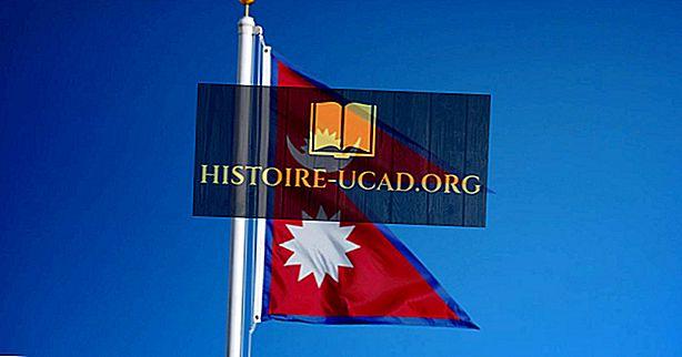 Jaký typ vlády má Nepál?