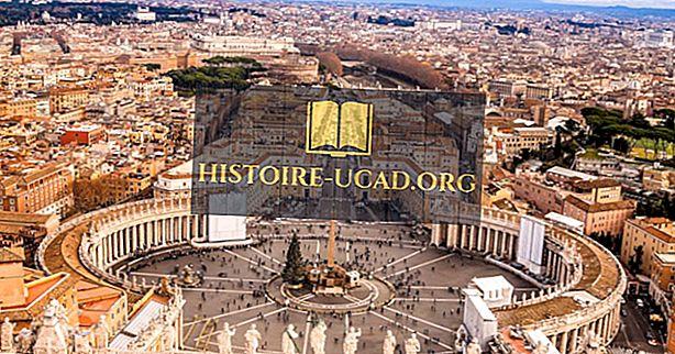Hvad er forskellen mellem Vatikanstaten og Helligens?