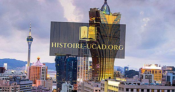 Wer regiert Macau?