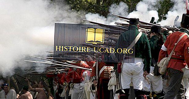 Kas sukėlė 1812 m. Karą?