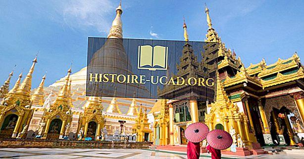 Razprava o imenu: Burma ali Mjanmar?