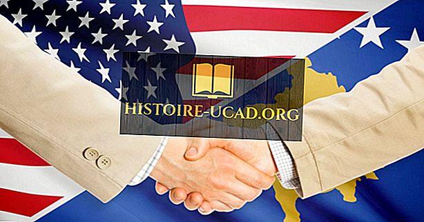 Koliko držav Združene države priznavajo?