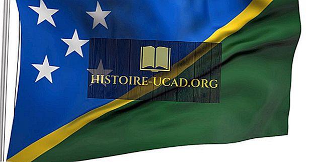 Jakiego rodzaju rząd ma Wyspy Salomona?