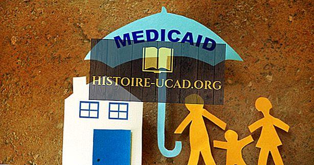 Združene države Amerike s strani Medicaid Enrollment