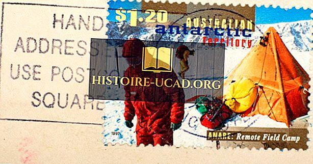 Austraalia Antarktika territoorium: ajalugu ja praegune staatus