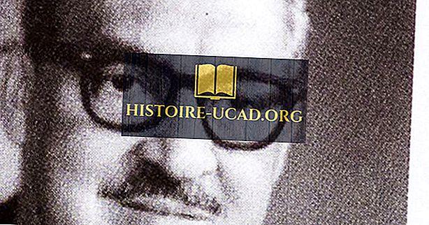 politik - Thurgood Marshall - Angka Penting dalam Sejarah AS