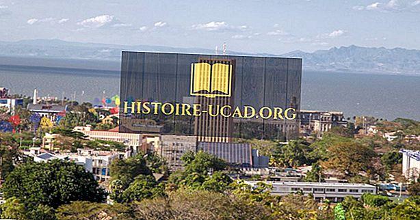 Kas yra Nikaragvos sostinė?