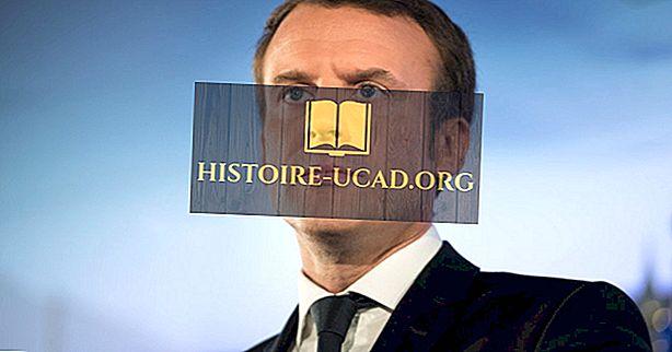 Kto je prezident Francúzska?