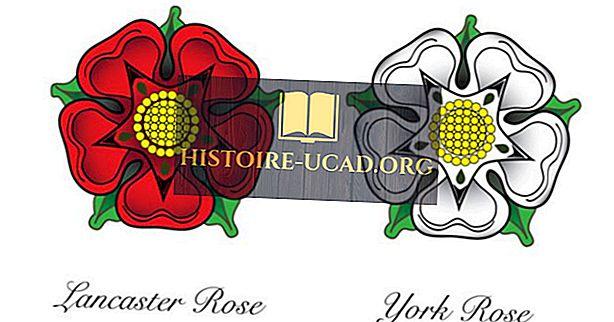 Qual foi a Guerra das Rosas?