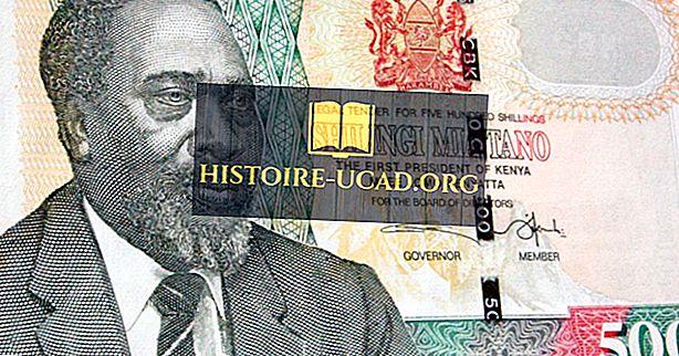 Кто был первым президентом Кении?