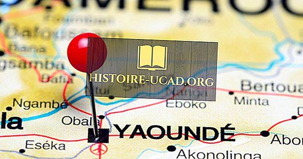 Wat is de hoofdstad van Kameroen?