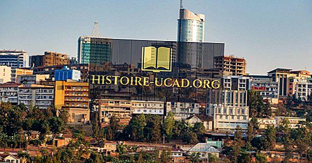 Hvad er Rwanda's hovedstad?