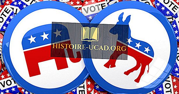 Kāda ir atšķirība starp republikāņiem un demokrātiem?