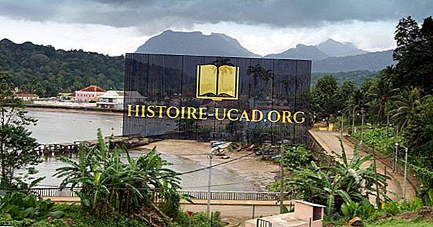 ما هي عاصمة ساو تومي وبرينسيبي؟