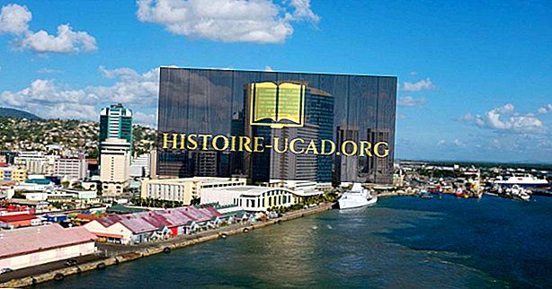 Hvad er hovedstaden i Trinidad og Tobago?