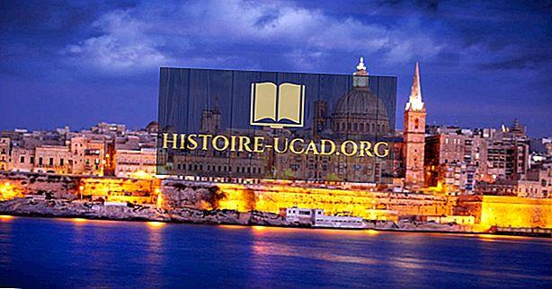 Какво е столицата на Малта?