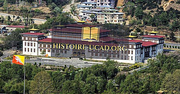 Kas yra Butano sostinė?